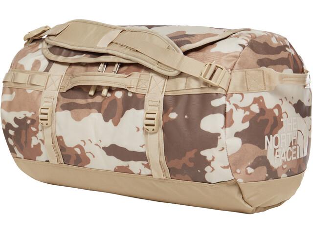 The North Face Base Camp Duffel S moab khaki woodchip camo desert print/twill beige
